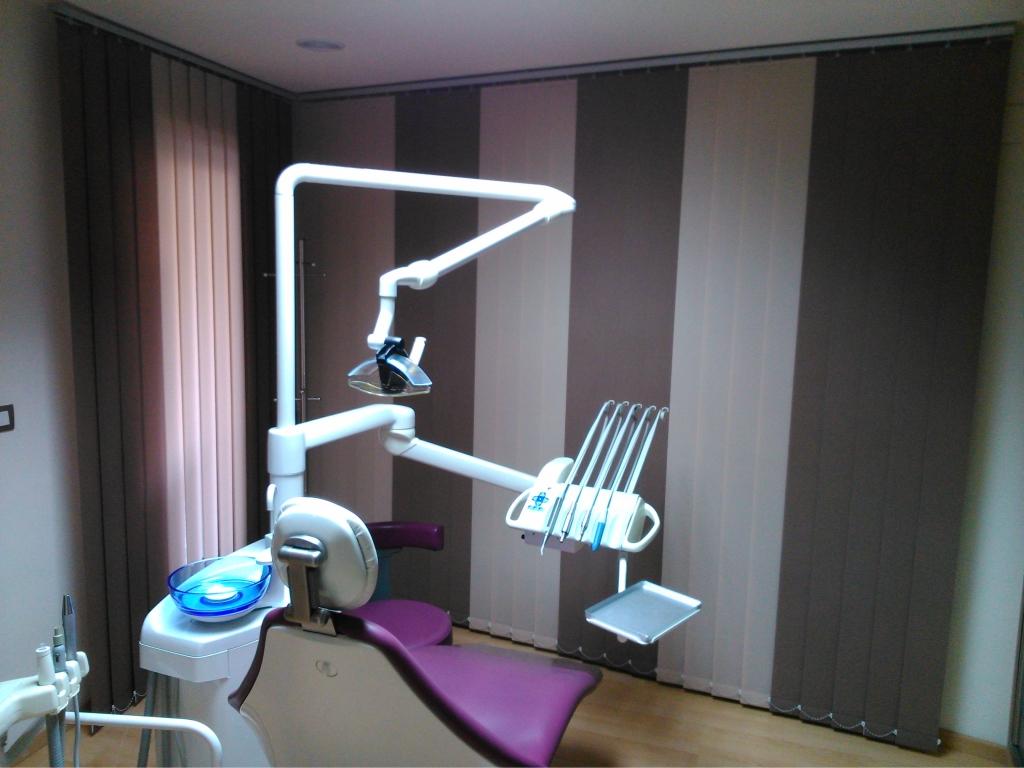 Verticales cl nica dental decoracion pastor - Decoracion clinica dental ...