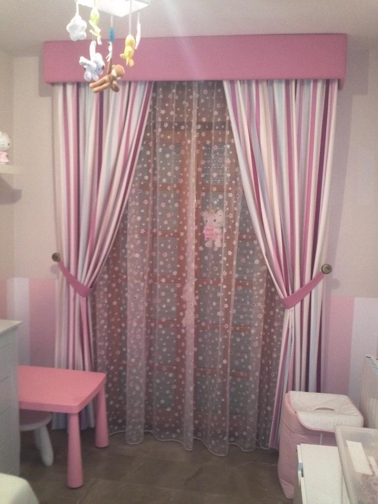 Cortinas habitacion infantil como cortinas para - Cortina habitacion infantil ...